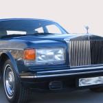 Rolls Royce 33 år gammal